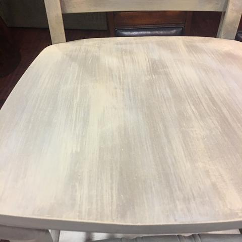 Dining set update with paint 4