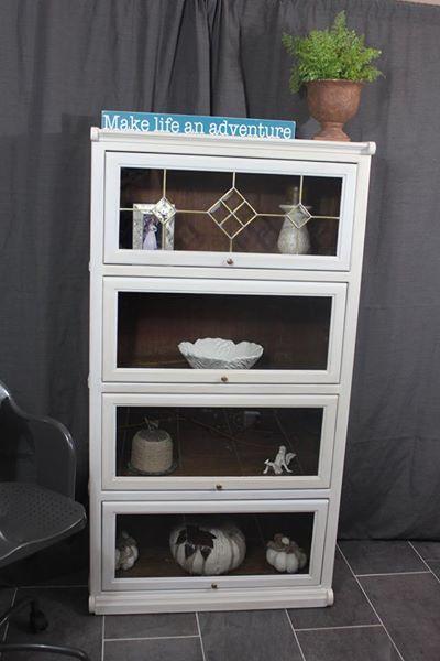 Vintage Barristers Cabinet