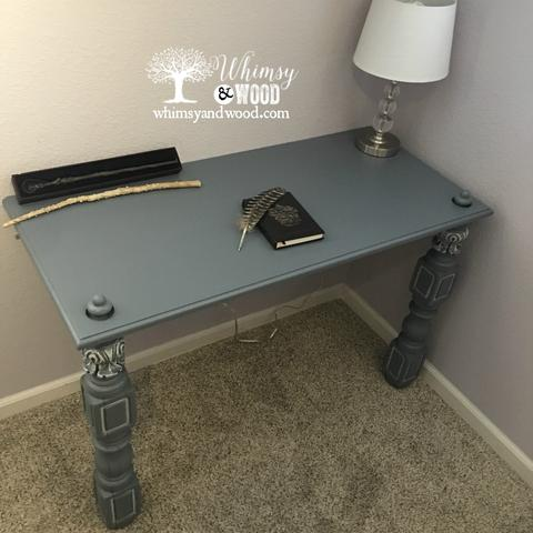 Built-In Desk for small space 6