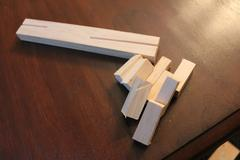 How to make DIY Drawer Stops - Whimsy and Wood