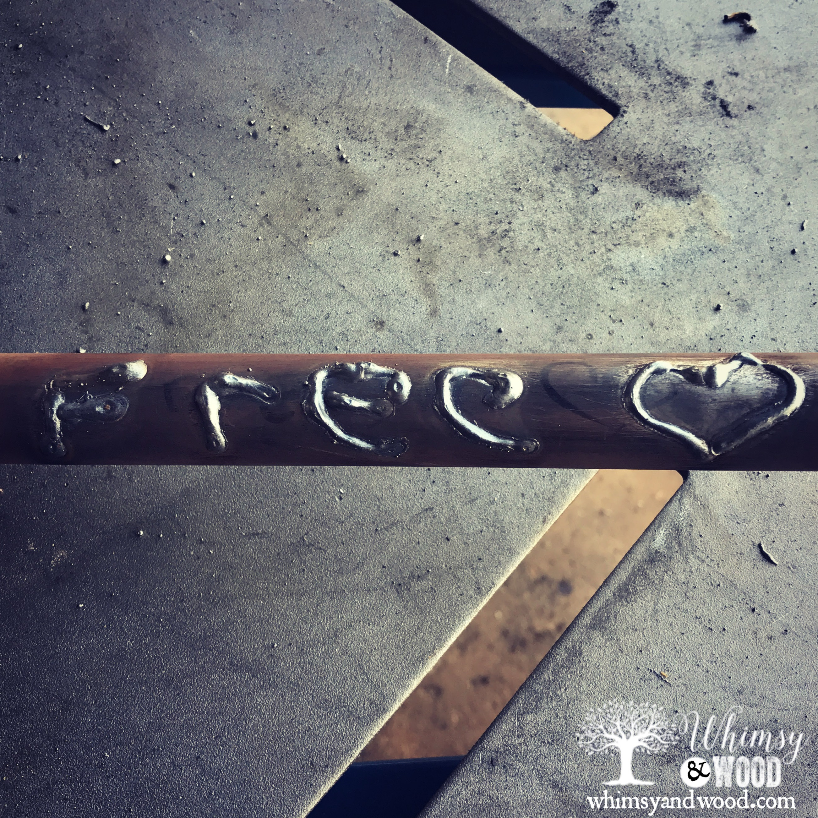Learning to Weld with Gina Rossi-Free Sculpture