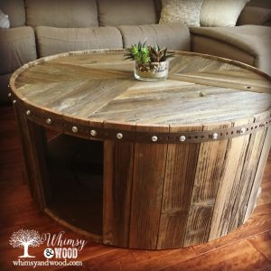 Purchase RECLAIMED WOOD COFFEE TABLE