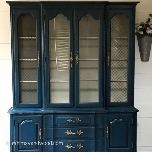 How To Replace Glass In Cabinet Doors -It's Easy;)- Whimsy