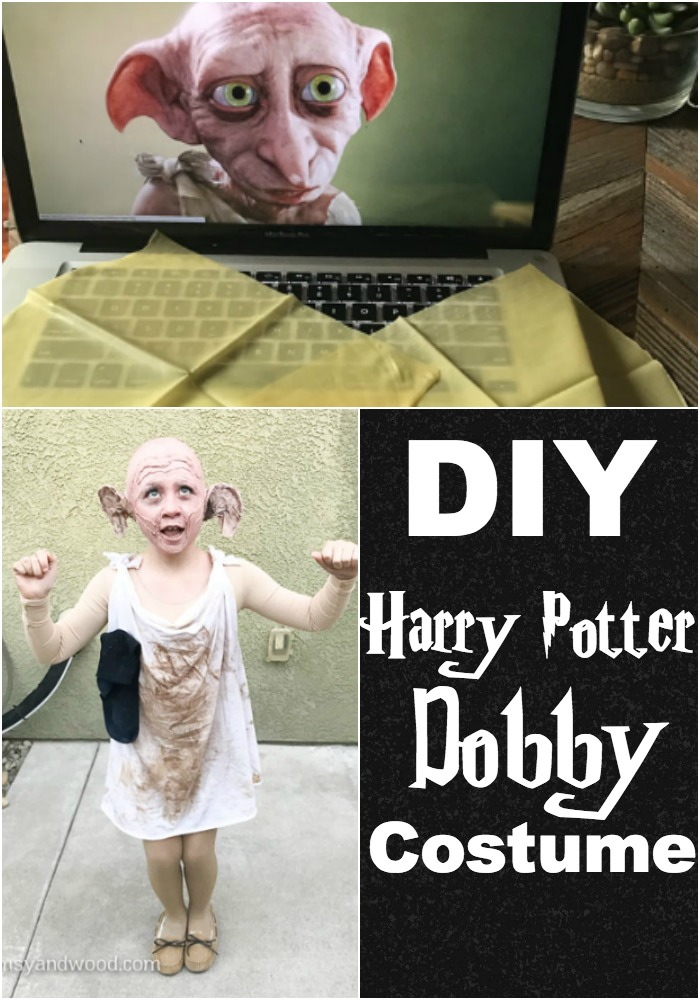 DIY Dobby Costume